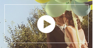 Jake and Necia's wedding video