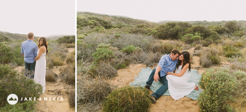 Jake and Necia Photography | Morro Bay Engagement Shoot (12)