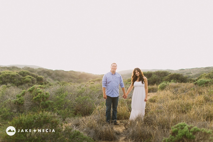 Jake and Necia Photography | Morro Bay Engagement Shoot (13)