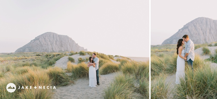 Jake and Necia Photography | Morro Bay Engagement Shoot (14)