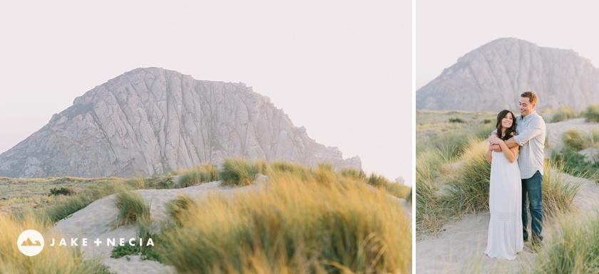 Jake and Necia Photography | Morro Bay Engagement Shoot (15)