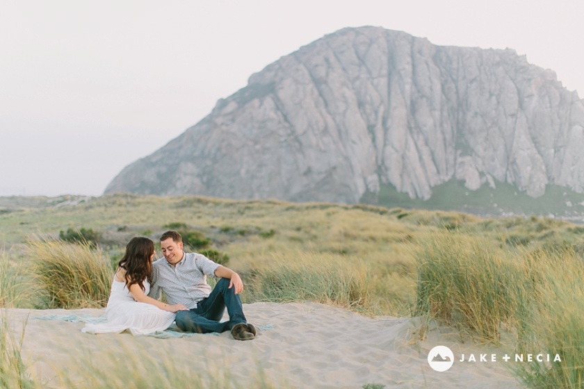 Jake and Necia Photography | Morro Bay Engagement Shoot (18)