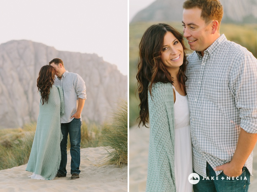 Jake and Necia Photography | Morro Bay Engagement Shoot (21)