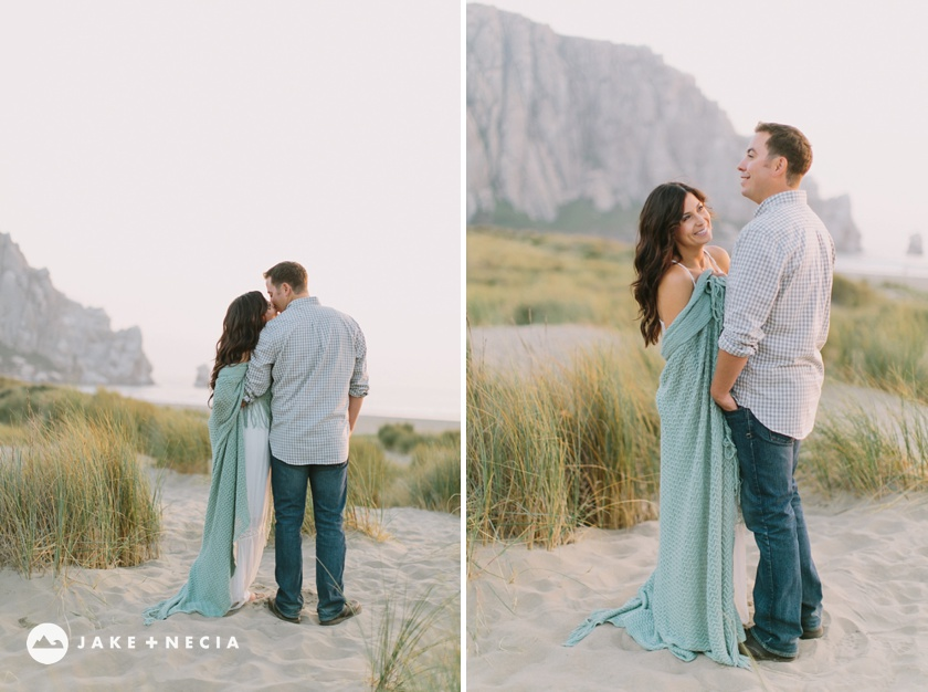 Jake and Necia Photography | Morro Bay Engagement Shoot (23)