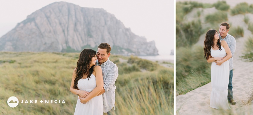 Jake and Necia Photography | Morro Bay Engagement Shoot (26)