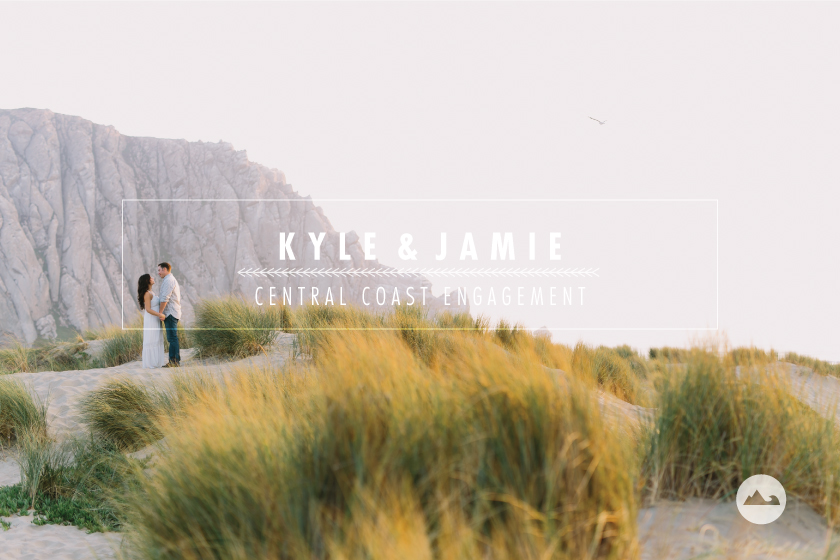 Jake and Necia Photography | Morro Bay Engagement Shoot (1)