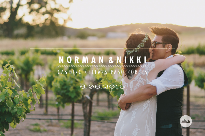 Jake and Necia Photography: Castoro Cellars wedding | Paso Robles (46)
