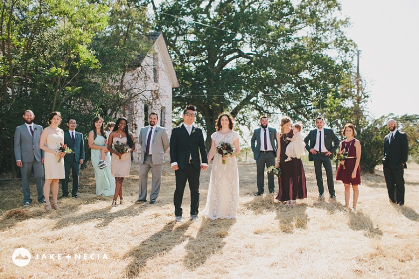 Jake and Necia Photography: Castoro Cellars wedding | Paso Robles (32)