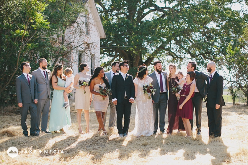 Jake and Necia Photography: Castoro Cellars wedding | Paso Robles (31)