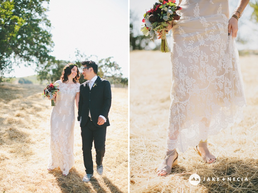 Jake and Necia Photography: Castoro Cellars wedding | Paso Robles (28)