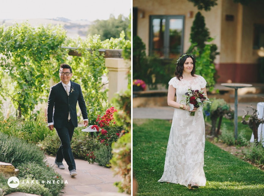 Jake and Necia Photography: Castoro Cellars wedding | Paso Robles (20)