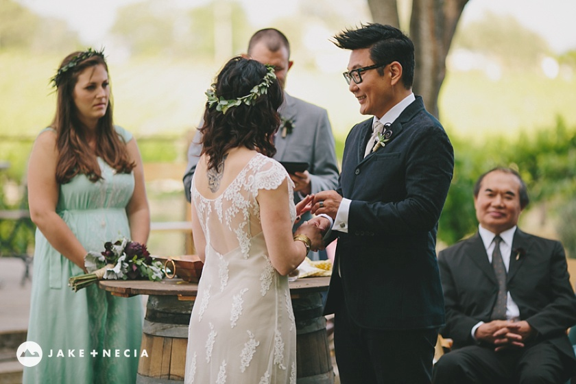 Jake and Necia Photography: Castoro Cellars wedding | Paso Robles (16)