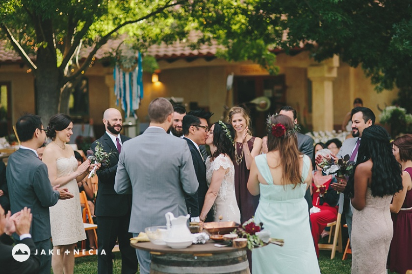 Jake and Necia Photography: Castoro Cellars wedding | Paso Robles (15)