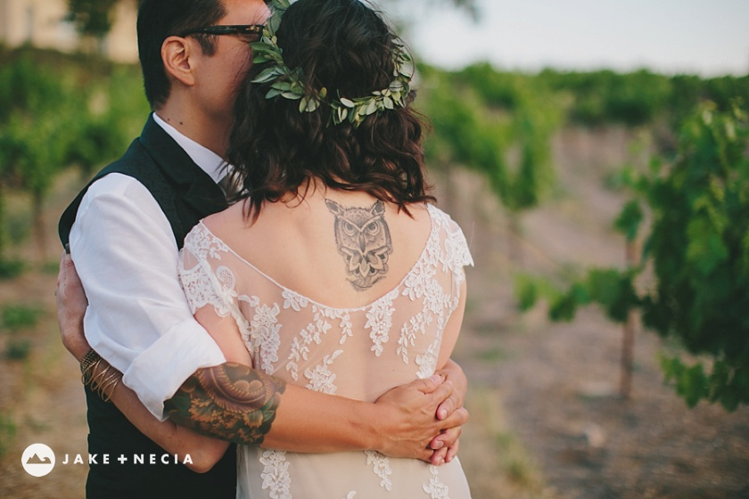 Jake and Necia Photography: Castoro Cellars wedding | Paso Robles (11)