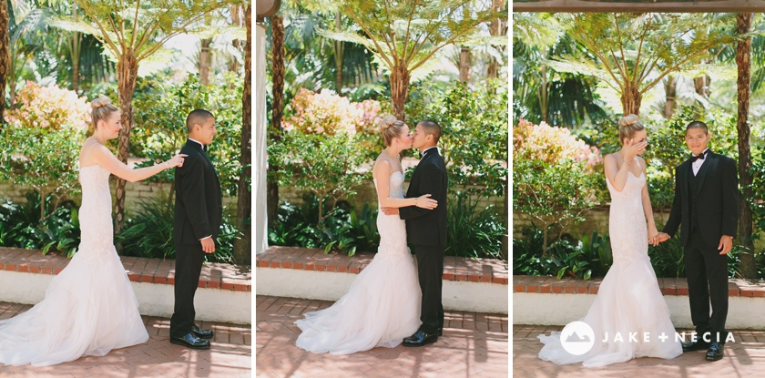 Four Seasons Biltmore & Our Lady of Mount Carmel Wedding | Jake and Necia (34)
