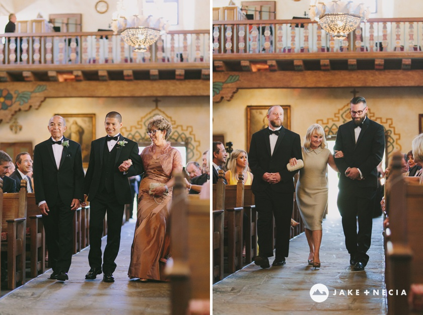 Four Seasons Biltmore & Our Lady of Mount Carmel Wedding | Jake and Necia (26)