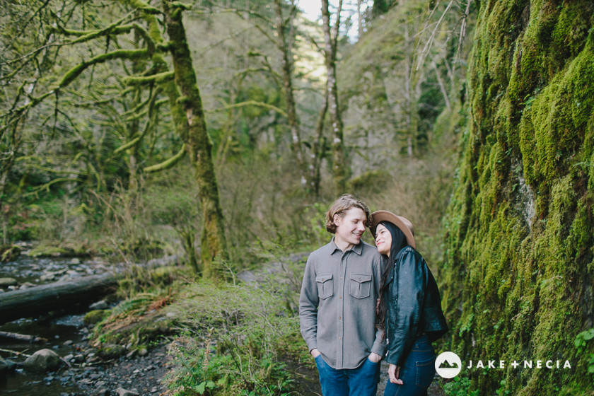 Jerry & Mauria Portland Engagement Shoot | Jake and Necia Photography (37)