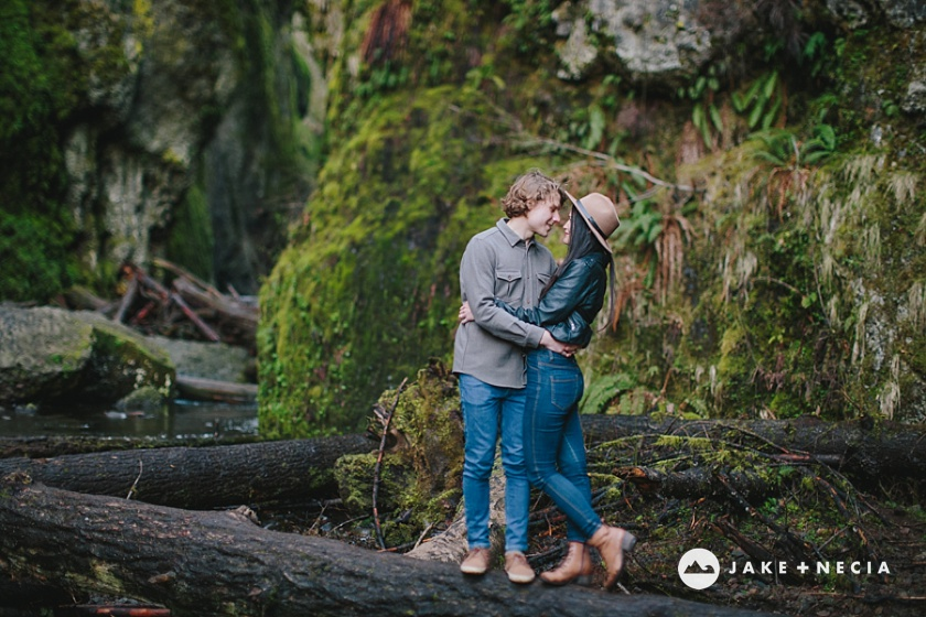 Portland Oregon Engagement Photography | Jake and Necia (8)
