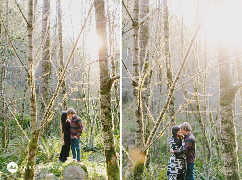 Portland Oregon Engagement Photography | Jake and Necia (18)