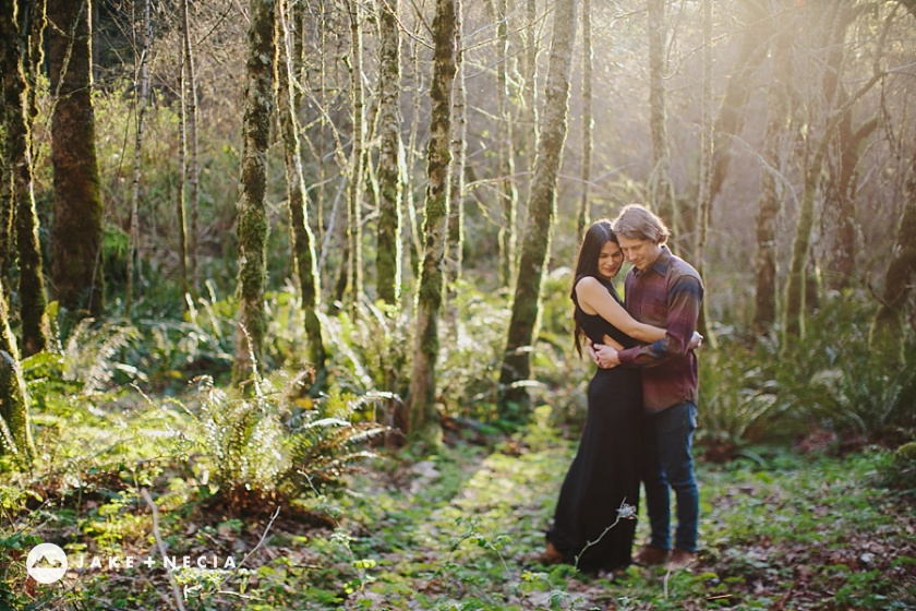 Portland Oregon Engagement Photography | Jake and Necia (19)