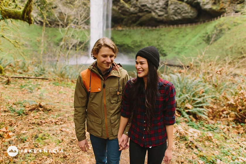 Portland Oregon Engagement Photography | Jake and Necia (24)