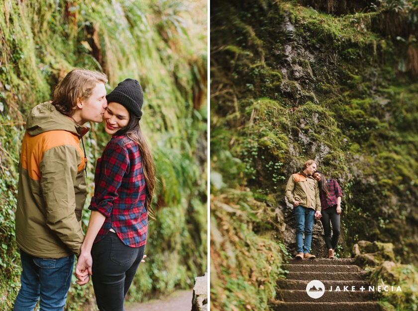 Portland Oregon Engagement Photography | Jake and Necia (28)