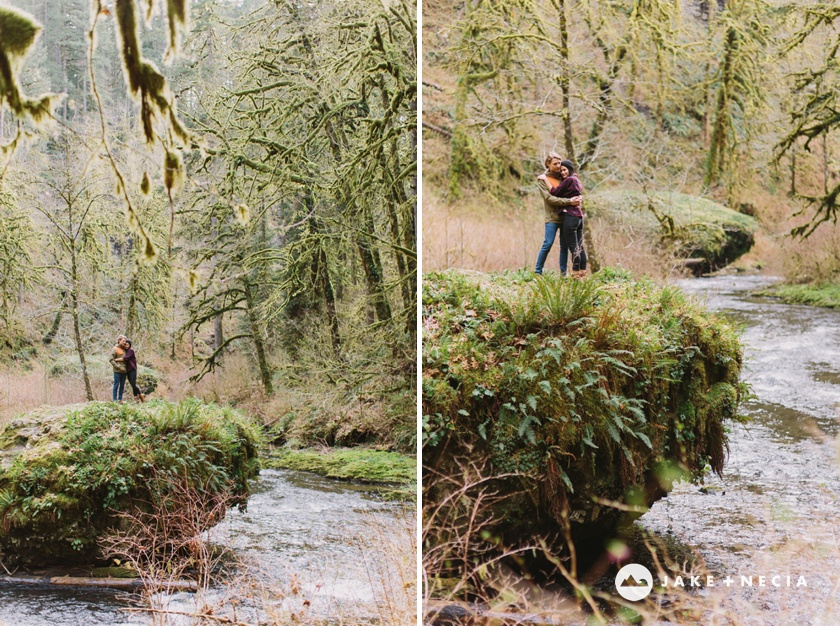 Portland Oregon Engagement Photography | Jake and Necia (31)