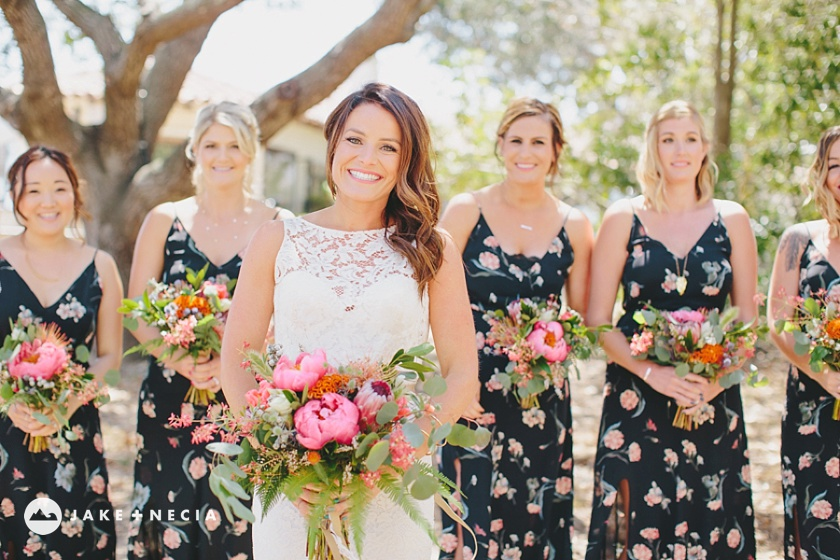 The Casitas Estate Wedding | Jake and Necia Photography (40)