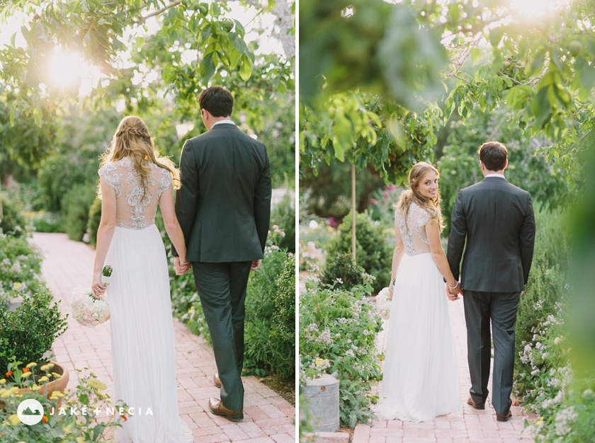 The Gardens at Peacock Farms Wedding | Jake and Necia Photography (11)