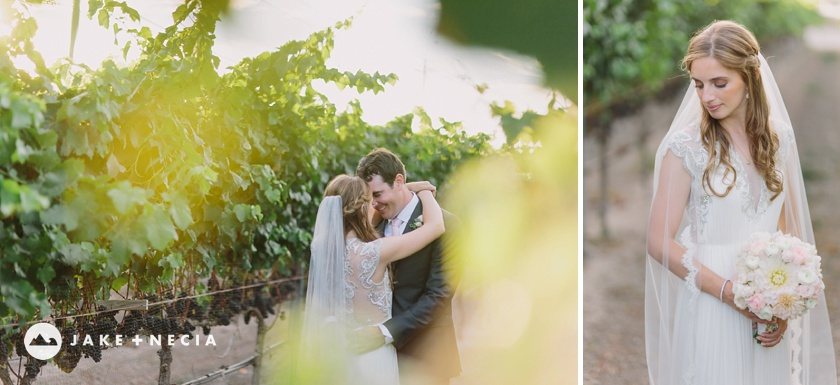 The Gardens at Peacock Farms Wedding | Jake and Necia Photography (9)