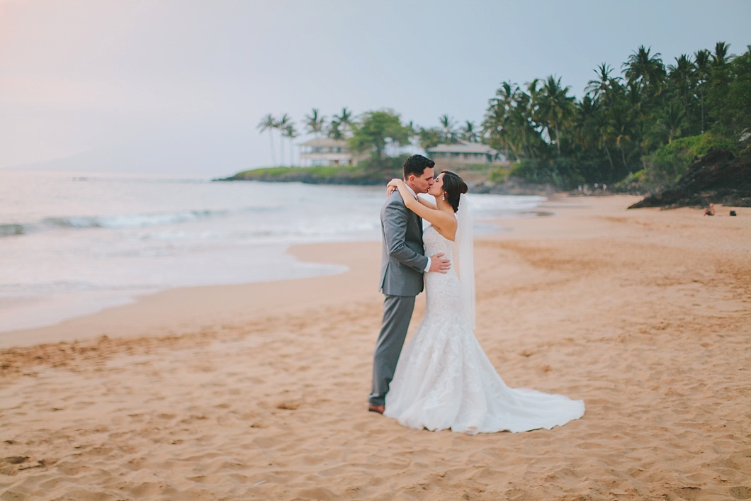 Maui Wedding |Jake and Necia Photography